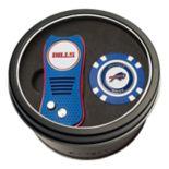 Team Golf Buffalo Bills Switchfix Divot Tool & Golf Chip Set