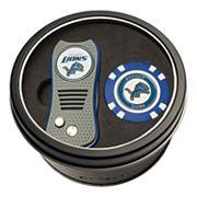 Team Golf Detroit Lions Switchfix Divot Tool & Golf Chip Set