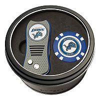 Team Golf Detroit Lions Switchfix Divot Tool & Golf Chip Set