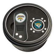 Team Golf Jacksonville Jaguars Switchfix Divot Tool & Golf Chip Set