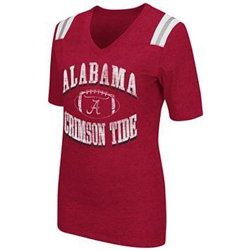 Women's Campus Heritage Alabama Crimson Tide Distressed Graphic Tee