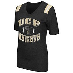 Women's Campus Heritage UCF Knights Distressed Artistic Tee