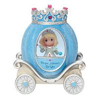 Precious Moments Hope Princess Carriage Light-Up Girl Figurine
