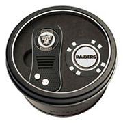 Team Golf Oakland Raiders Switchfix Divot Tool & Golf Chip Set