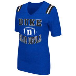 Women's Campus Heritage Duke Blue Devils Distressed Artistic Tee