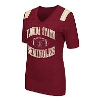 Women's Campus Heritage Florida State Seminoles Distressed Artistic Tee