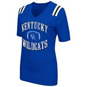 Women's Campus Heritage Kentucky Wildcats Distressed Artistic Tee