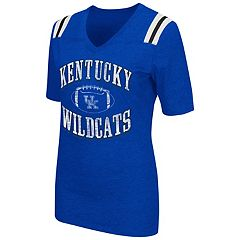 Women's Campus Heritage Kentucky Wildcats Distressed Artistic Tee