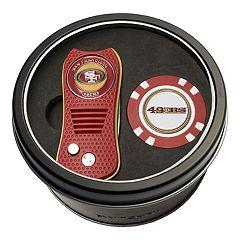 Team Golf San Francisco 49ers Switchfix Divot Tool & Golf Chip Set
