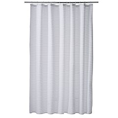 Home Classics® Orrin Woven Shower Curtain
