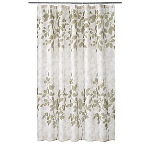 Home ClassicsR Shalimar Dragonfly Fabric Shower Curtain