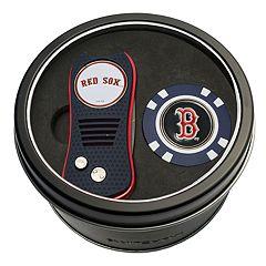 Team Golf Boston Red Sox Switchfix Divot Tool & Golf Chip Set