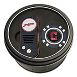 Team Golf Cleveland Indians Switchfix Divot Tool & Golf Chip Set