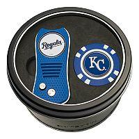 Team Golf Kansas City Royals Switchfix Divot Tool & Golf Chip Set