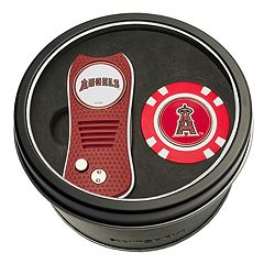 Team Golf Los Angeles Angels of Anaheim Switchfix Divot Tool & Golf Chip Set