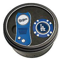 Team Golf Los Angeles Dodgers Switchfix Divot Tool & Golf Chip Set