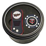 Team Golf Minnesota Twins Switchfix Divot Tool & Golf Chip Set