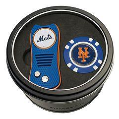 Team Golf New York Mets Switchfix Divot Tool & Golf Chip Set
