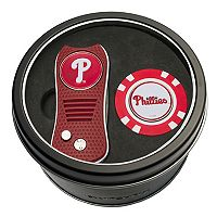 Team Golf Philadelphia Phillies Switchfix Divot Tool & Golf Chip Set