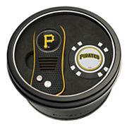 Team Golf Pittsburgh Pirates Switchfix Divot Tool & Golf Chip Set