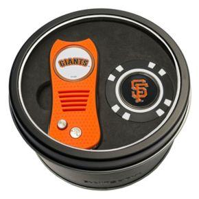 Team Golf San Francisco Giants Switchfix Divot Tool & Golf Chip Set