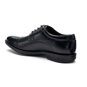 Nunn Bush Dixon Men's Cap Toe Oxford Dress Shoes