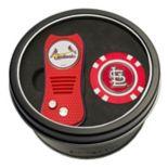 Team Golf St. Louis Cardinals Switchfix Divot Tool & Golf Chip Set