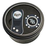 Team Golf Tampa Bay Rays Switchfix Divot Tool & Golf Chip Set