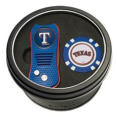 Team Golf Texas Rangers Switchfix Divot Tool & Golf Chip Set