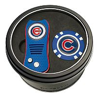 Team Golf Chicago Cubs Switchfix Divot Tool & Golf Chip Set