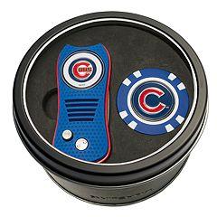 Team Golf Chicago Cubs Switchfix Divot Tool & Golf Chip Set