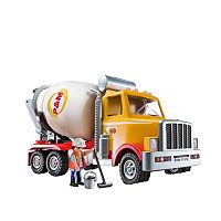 Playmobil Cement Truck Playset - 9116