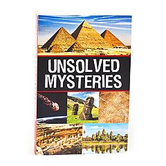 Unsolved Mysteries Book by Publications International, Ltd.