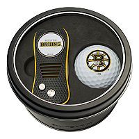 Team Golf Boston Bruins Switchfix Divot Tool & Golf Ball Set