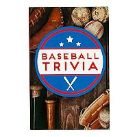 Baseball Trivia Book by Publications International, Ltd.