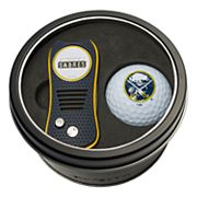 Team Golf Buffalo Sabres Switchfix Divot Tool & Golf Ball Set