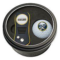 Team Golf Buffalo Sabres Switchfix Divot Tool & Golf Ball Set