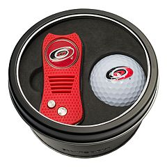 Team Golf Carolina Hurricanes Switchfix Divot Tool & Golf Ball Set