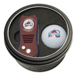 Team Golf Colorado Avalanche Switchfix Divot Tool & Golf Ball Set