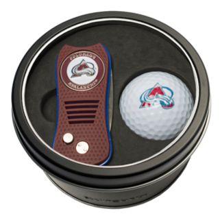 Team Golf Colorado Avalanche Switchfix Divot Tool & Golf Ball Set