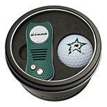 Team Golf Dallas Stars Switchfix Divot Tool & Golf Ball Set
