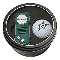 Team Golf Dallas Stars Switchfix Divot Tool & Golf Ball Set