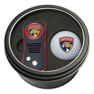 Team Golf Florida Panthers Switchfix Divot Tool & Golf Ball Set