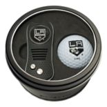 Team Golf Los Angeles Kings Switchfix Divot Tool & Golf Ball Set