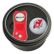 Team Golf New Jersey Devils Switchfix Divot Tool & Golf Ball Set