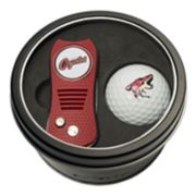 Team Golf Arizona Coyotes Switchfix Divot Tool & Golf Ball Set