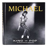 Michael: King of Pop Book by Publications International, Ltd.