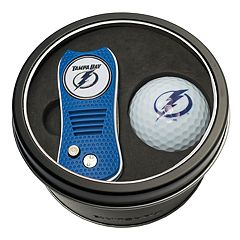 Team Golf Tampa Bay Lightning Switchfix Divot Tool & Golf Ball Set