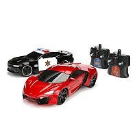 HyperChargers 1:16 Heat Chase Lykan Hypersport & 2016 Camaro SS Twin Pack
