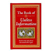 Publications International, Ltd. The Book of Useless Information